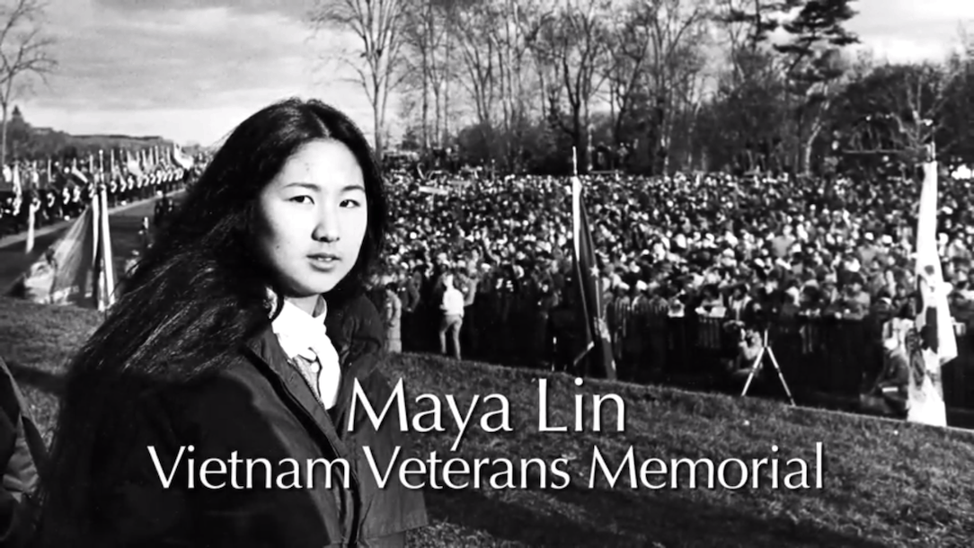 essay on maya lin At the age of twenty one, a female undergraduate at yale university named maya lin submitted her design for the vietnam memorial her idea for the memorial was.