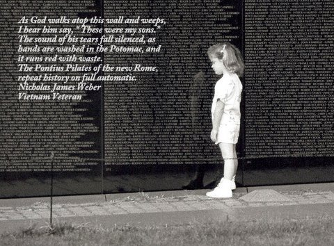 vietnam war memorial essay Vietnam war memorial: powerful granite, free study guides and book notes  including comprehensive chapter analysis, complete summary analysis, author.