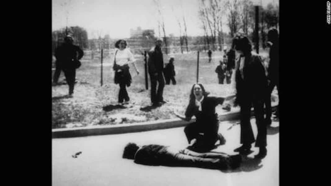 the kent state massacre essay The kent state university shootings that occurred on may 4, 1979,  the kent state university shootings and the boston massacre - essay example comments (0.